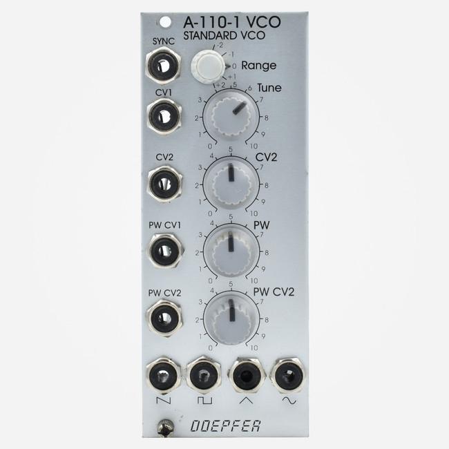 Doepfer A-110-1 Standard VCO Eurorack Analog Oscillator Module