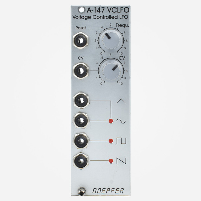 Used Doepfer A-147 VCLFO Eurorack Simple LFO Module