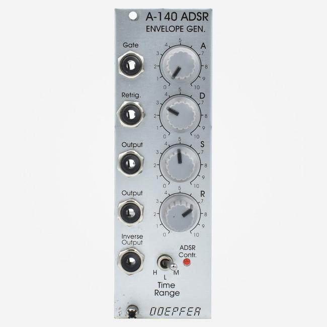 Used Doepfer A-140 ADSR Simple Eurorack Envelope Module