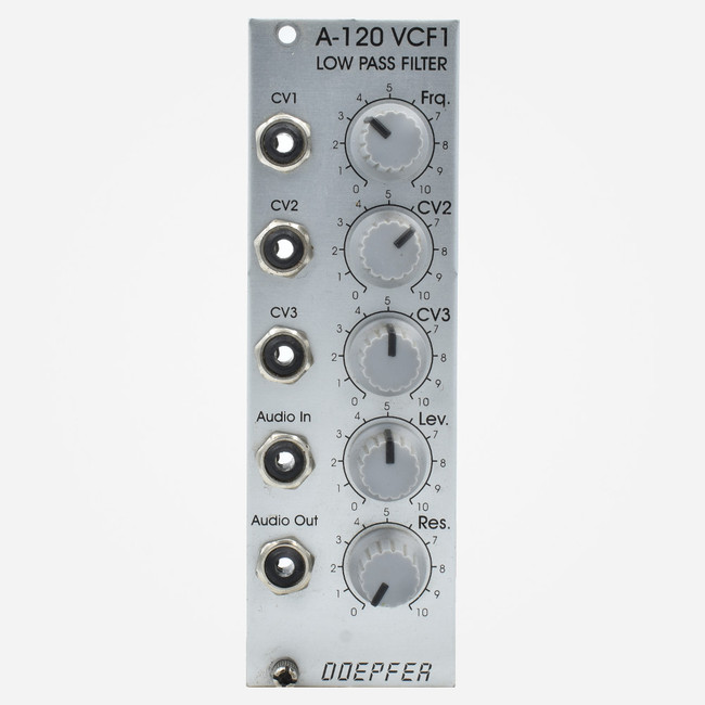 Doepfer A-120 VCF1 Eurorack Low-Pass Filter Module