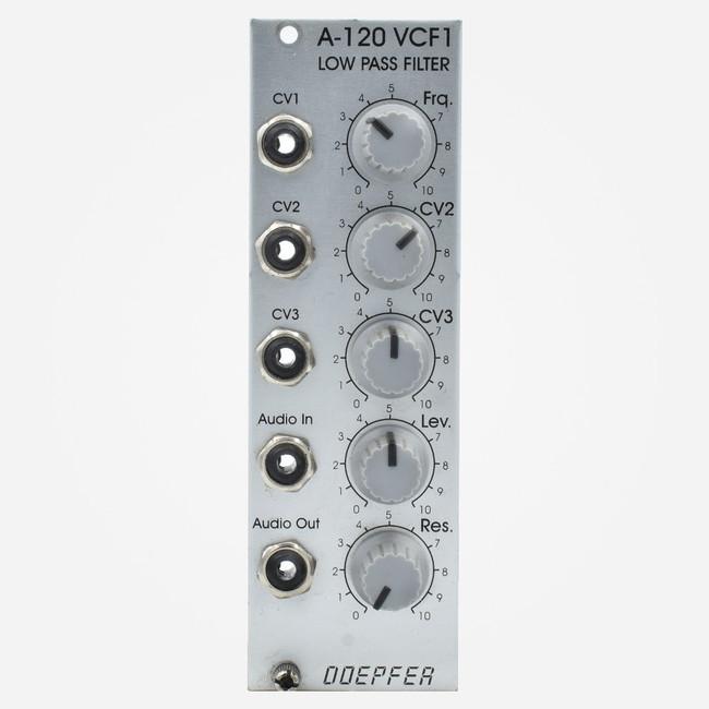 Doepfer A-120 VCF1 Eurorack Low-Pass Filter Module