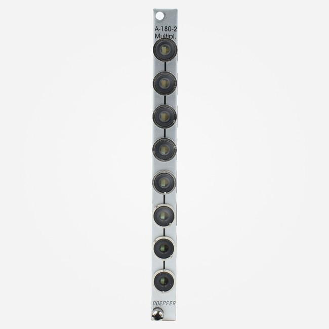 Used Doepfer A-180-2 Passive Multiple 2hp Eurorack Mult Module
