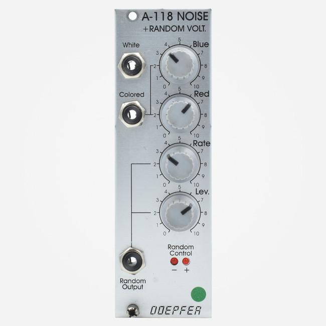 Used Doepfer A-118 Eurorack Noise and Random Voltage Module