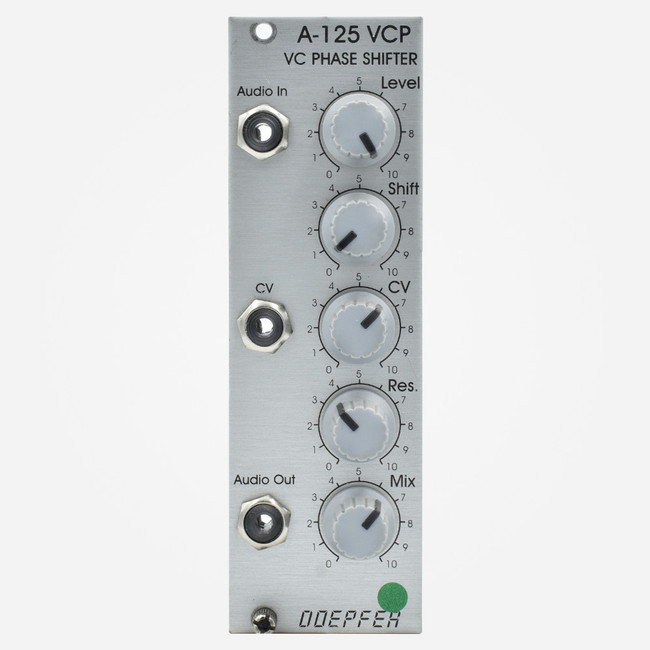 Used Doepfer A-125 VC Phase Shifter Phaser Module