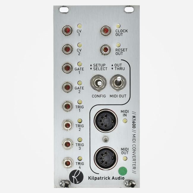 Used Kilpatrick K1600 MIDI CONVERTER Module