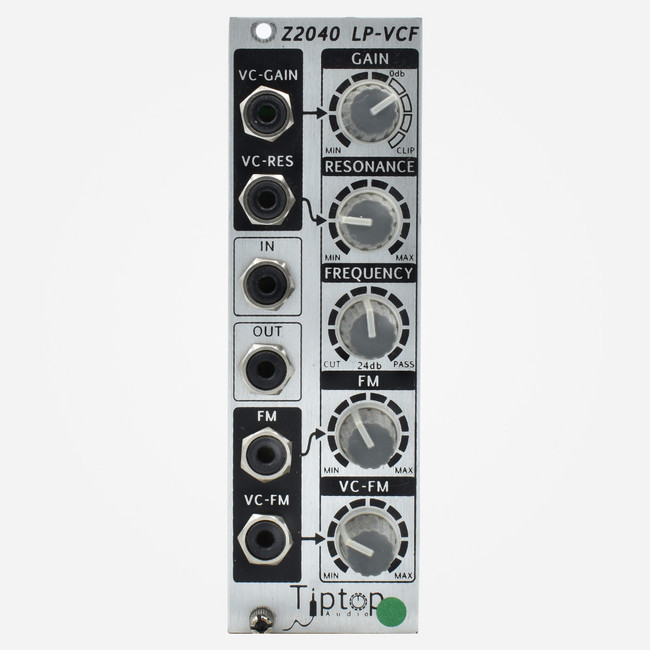 Used Tip Top Audio Z2040 Eurorack ADSR Envelope Module