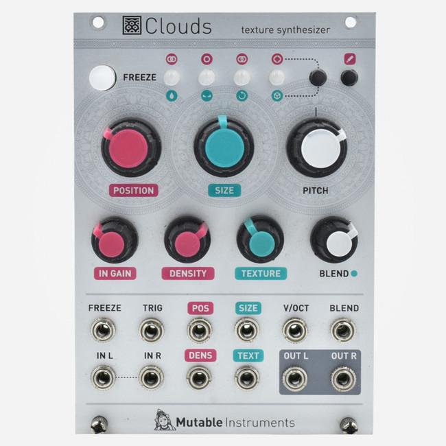 Used Mutable Instruments CLOUDS Eurorack Granular Effect Module
