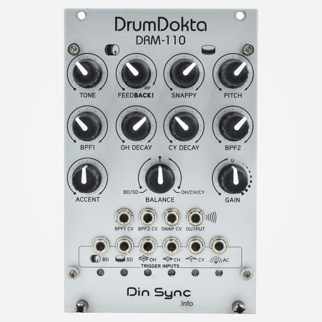Used-DinSync.Info-Drum-Dokta-MK1-Eurorack-Drum-Module