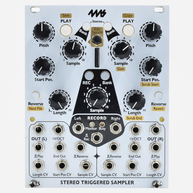Used 4ms Stereo Triggered Sampler Eurorack Module