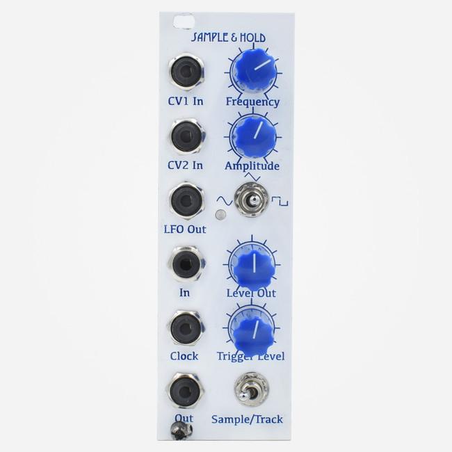 Used Liivitera Eurorack Sample and Hold and LFO Module