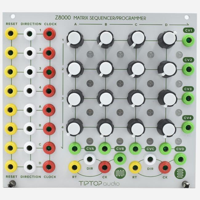 Used Tip Top Audio Z8000 Multi-Matrix Sequencer Eurorack Module