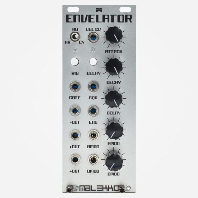 Used Malekko Richter ENVELATOR Eurorack Function Generator Module