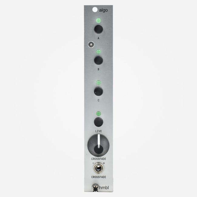 Humble Audio ALGO Preset Expander for the Quad Operator Block Eurorack Phase Modulation Quad Oscillator Module