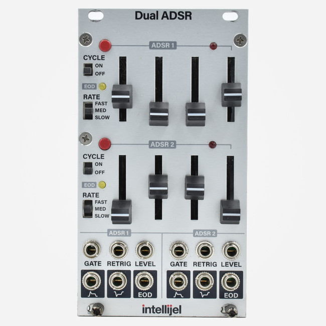 Used Intellijel Dual ADSR Eurorack Envelope Module