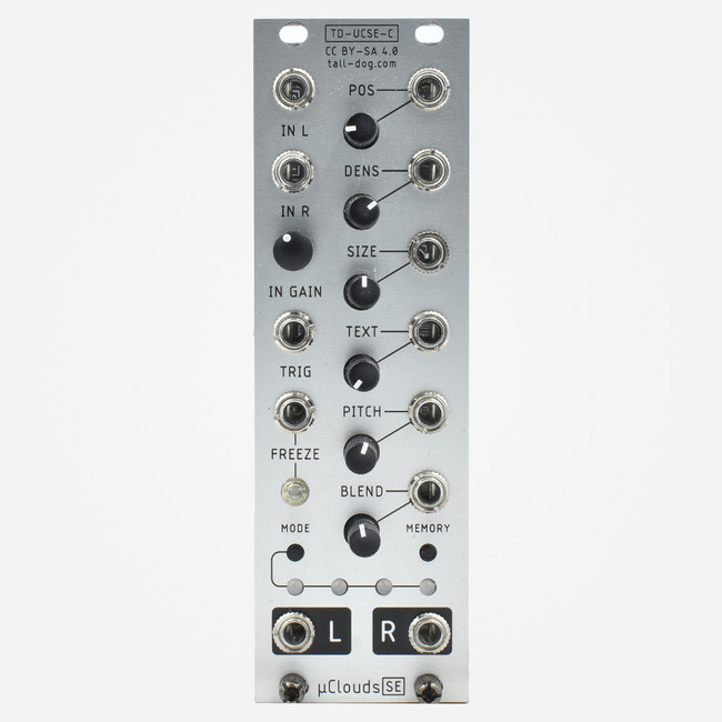 Used Tall Dog uClouds Micro Mutable Clouds Module