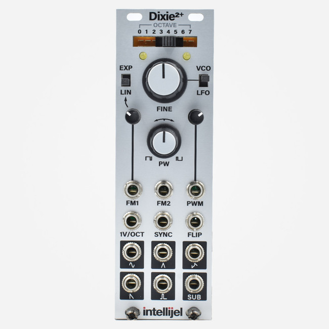 Intellijel Dixie II+ Eurorack Analog Oscillator Module