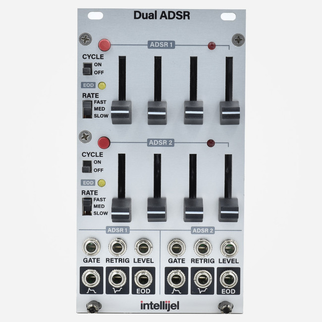 Intellijel DUAL ADSR Eurorack Cycling Envelope Module