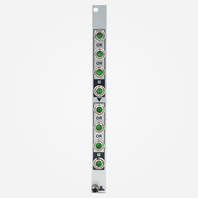 Intellijel OR Logic Eurorack Analog Logic Utility Module