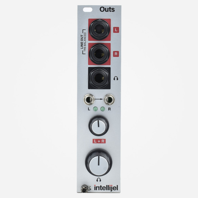 Intellijel OUTS Eurorack Output and Headphone Module
