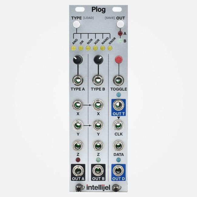 Intellijel PLOG Eurorack Logic and Flip Flop Module