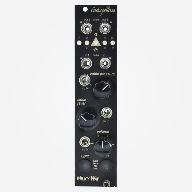 Endorphin.es MILKY WAY Eurorack Stereo Multi-effect Module