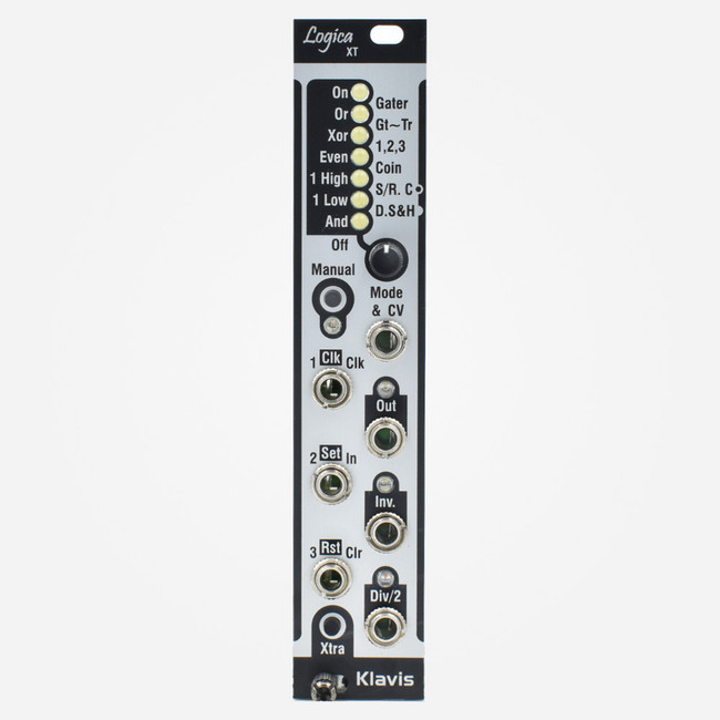 Klavis LOGICA XT Eurorack Advanced Logic Module
