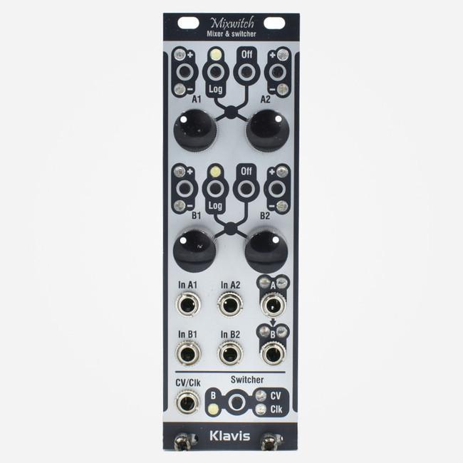 Klavis MIXWITCH Eurorack Bipolar Mixer Attenuator offset and switch Module
