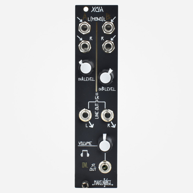 Make Noise XOH Stereo Mixer and Headphone Output Module