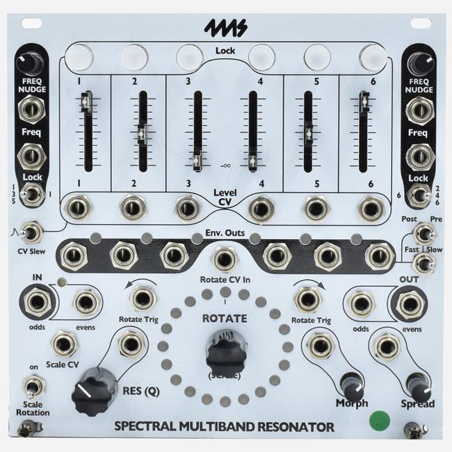 Used 4ms SMR Spectral Multiband Resonator Eurorack Morphing Filter Bank Module