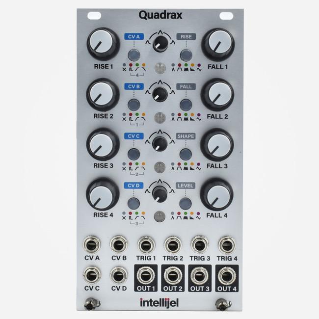 Intellijel Quadrax Eurorack Quad Envelope LFO Function Generator Module