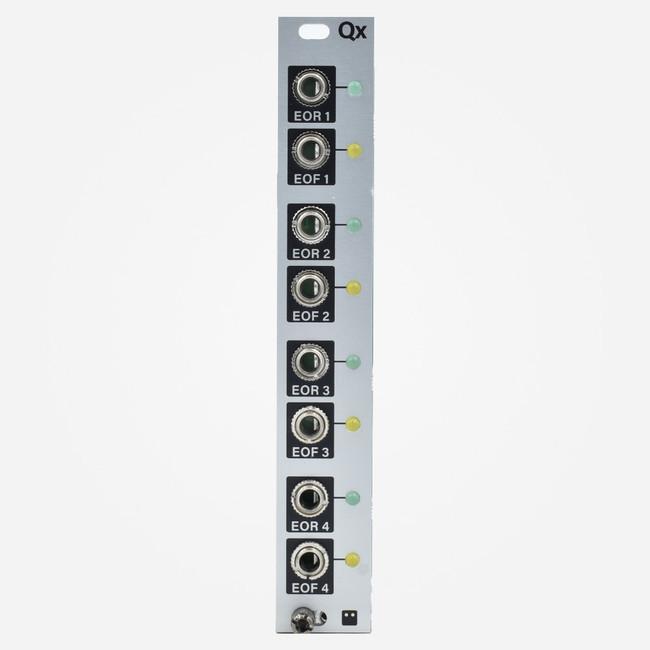 Intellijel Designs QX Quadrax Expander Eurorack Module