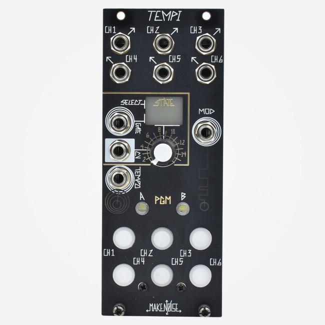 Used Make Noise Tempi Eurorack Clock Module