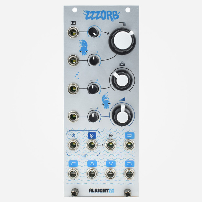 Alright Devices ZZZORB Eurorack Filter Module