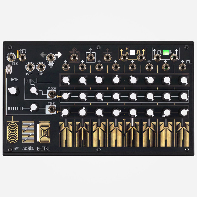 Make Noise 0CTRL PREORDER Eurorack Modular CV Tactile Programmer and Sequencer for the 0 Coast
