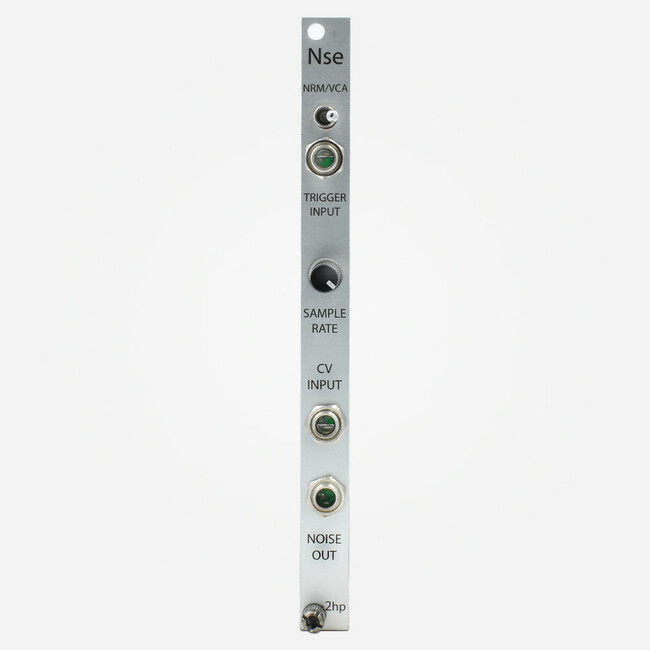 Used 2hp NSE (Silver) Eurorack Digital Noise Module