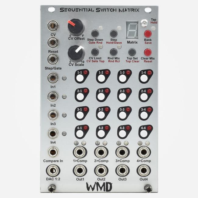Used WMD SSM Sequential Switch Matrix Eurorack Module