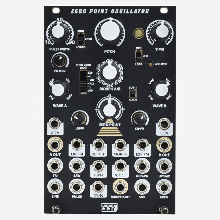 SSF ZPO Zero Point Oscillator Eurorack Thru Zero FM Analog Oscillator Module