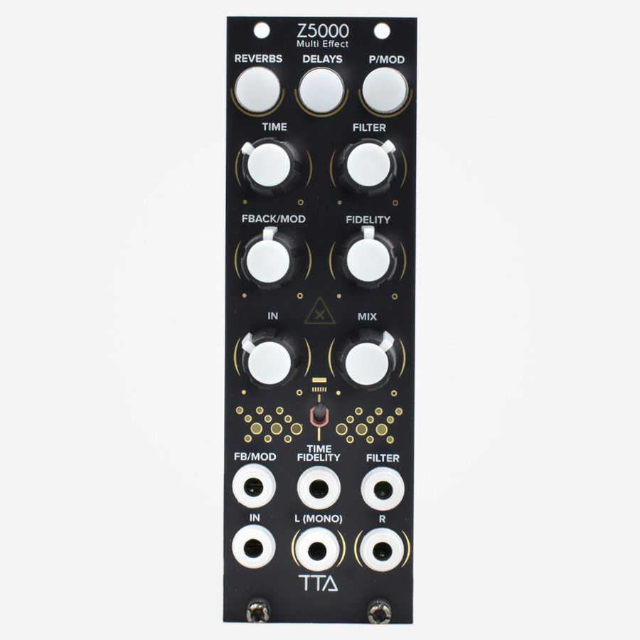 Tip Top Audio Z5000 (Black) Multi-Effect Eurorack Module