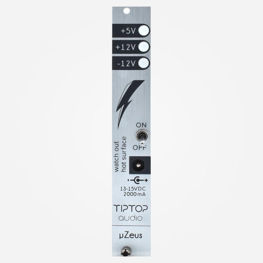 Tip Top Audio uZeus Eurorack Power Supply