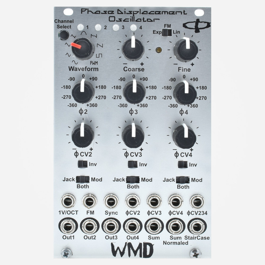 Phase Displacement Oscillator MKII