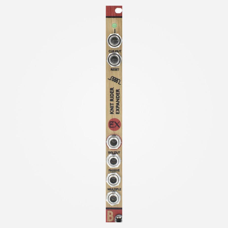 Knit Rider Expander - Wood Panel
