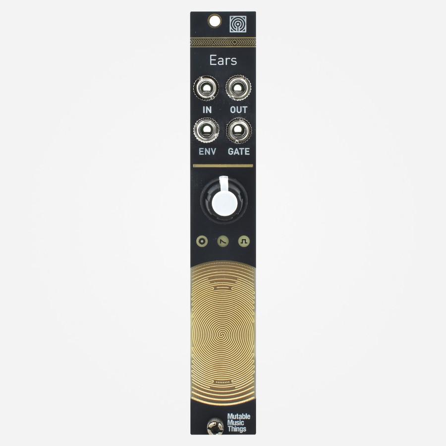 Mutable Instruments Ears Eurorack Contact Mic and External Input Module