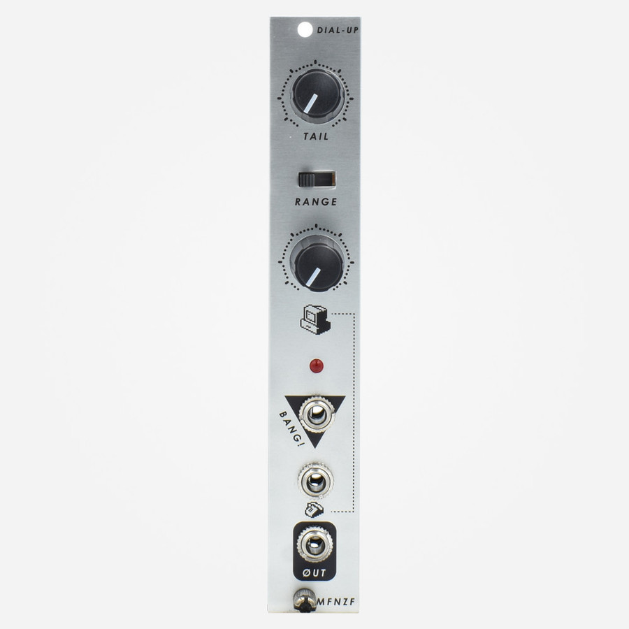 Moffenzeef DIAL-UP Eurorack Chaotic Percussion Source
