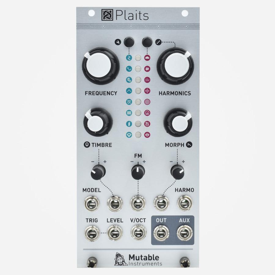 Mutable Instruments PLAITS Eurorack Macro Oscillator