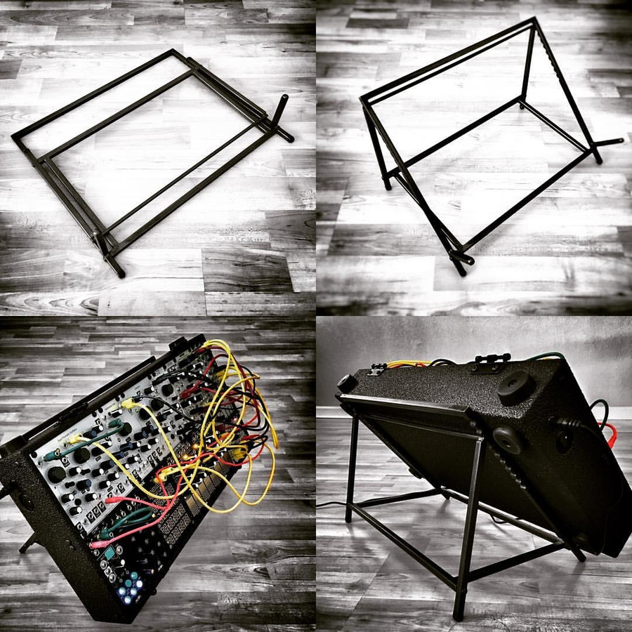 Make Noise BLUE STEEL SYSTEM Stand Eurorack 6u Case Stand