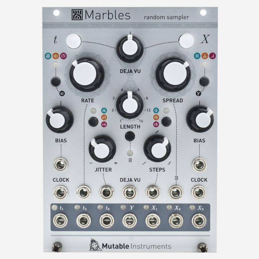 Mutable Instruments MARBLES Eurorack Random Source