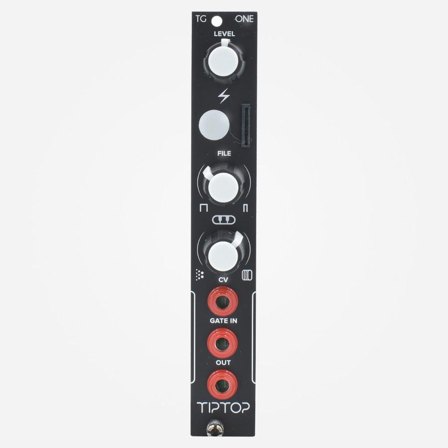 Tip Top Audio THROBBING GRISTLE TG ONE Eurorack Sample Player Module