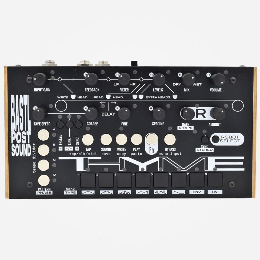 Bastl Instruments THYME Multitap Tempo-synced Delay Effect