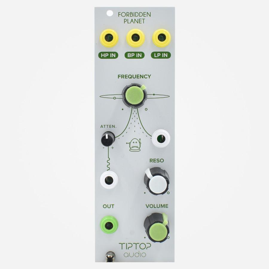Tip Top Audio FORBIDDEN PLANET Eurorack Filter Module