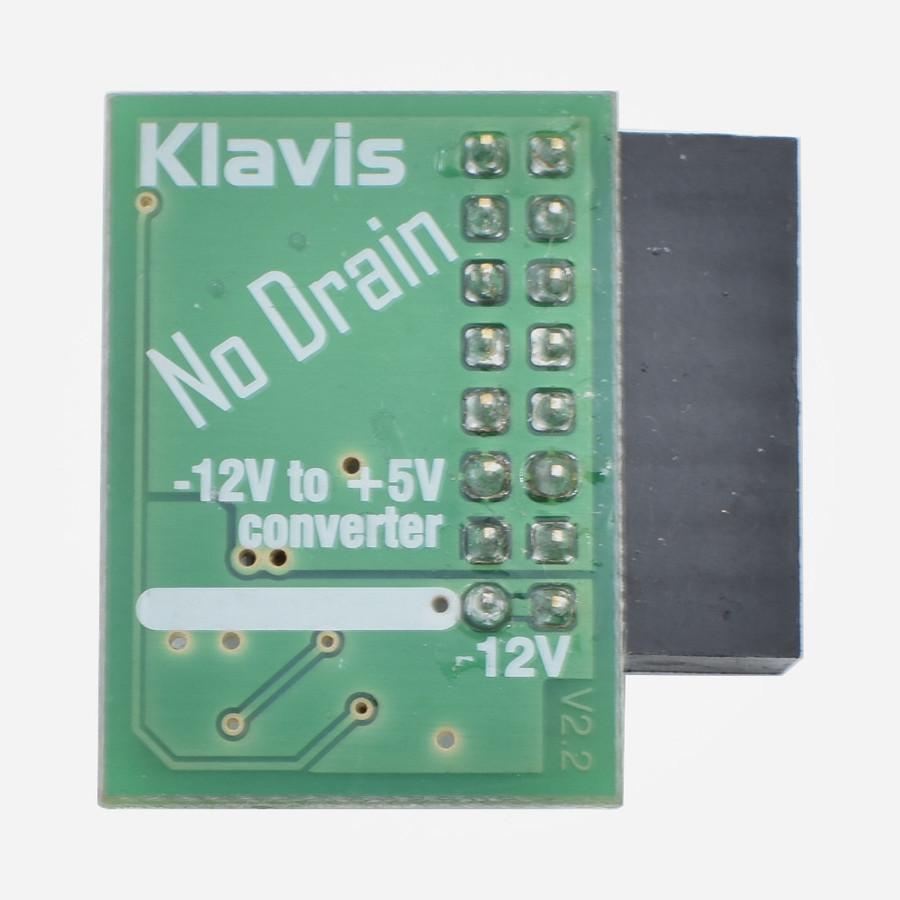 Klavis No Drain Eurorack 5v Converter (front)